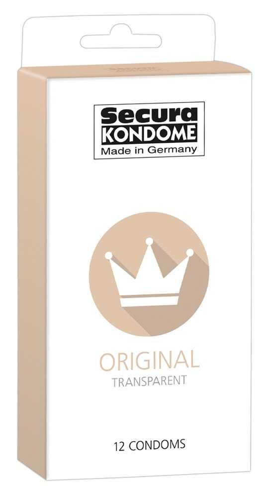 "Kondome ""Secura Original"""