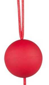 "Liebeskugeln ""Velvet Red Balls"""