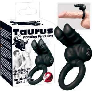 """Vibro-Penisring """"Taurus"""""""