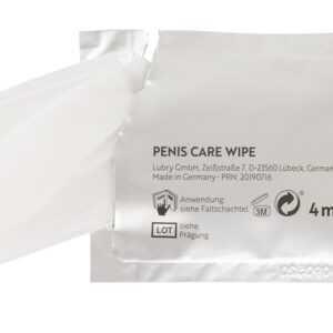 "Pflegetücher ""Longtime Lover Penis Wipes"""