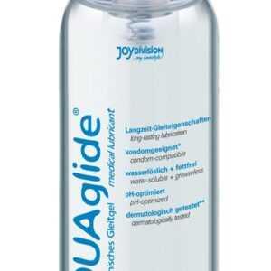 "Gleitgel ""AQUAglide liquid"" mit neuartiger Konsistenz"