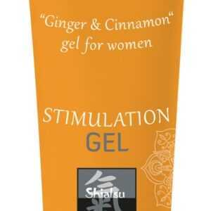 "Intimgel ""Shiatsu Stimulation Cream"""