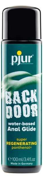 "Gleitgel ""pjur BACK DOOR Regenerating Anal Glide"" für gefühlsintensiven Analsex"